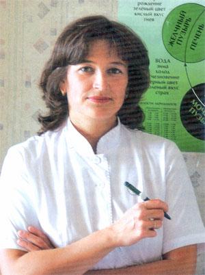 Врач традиционной китайской медицины Ирина САФРОНЕНКОВА